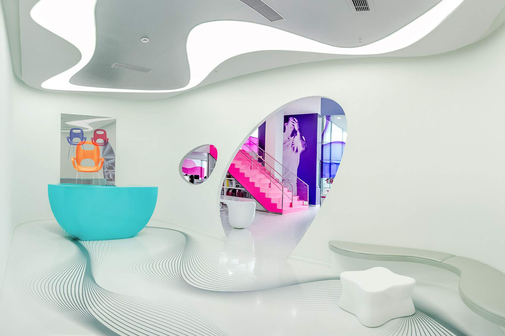 KARIM RASHID SHENZHEN OFFICE, CHINA