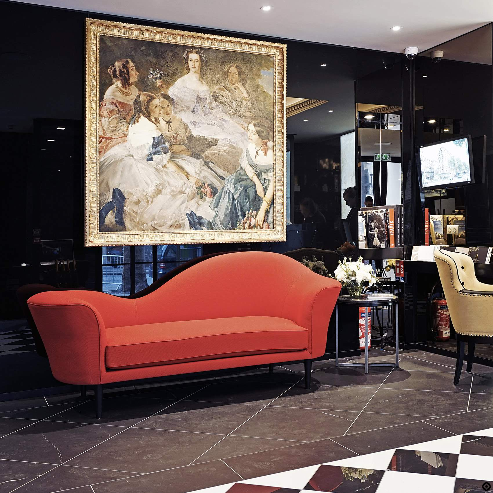 H tel design paris la villa haussmann jo yana for Hotel design paris 8eme
