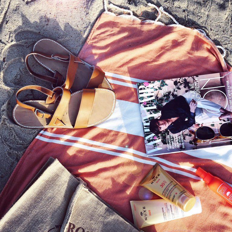 my beach essentials