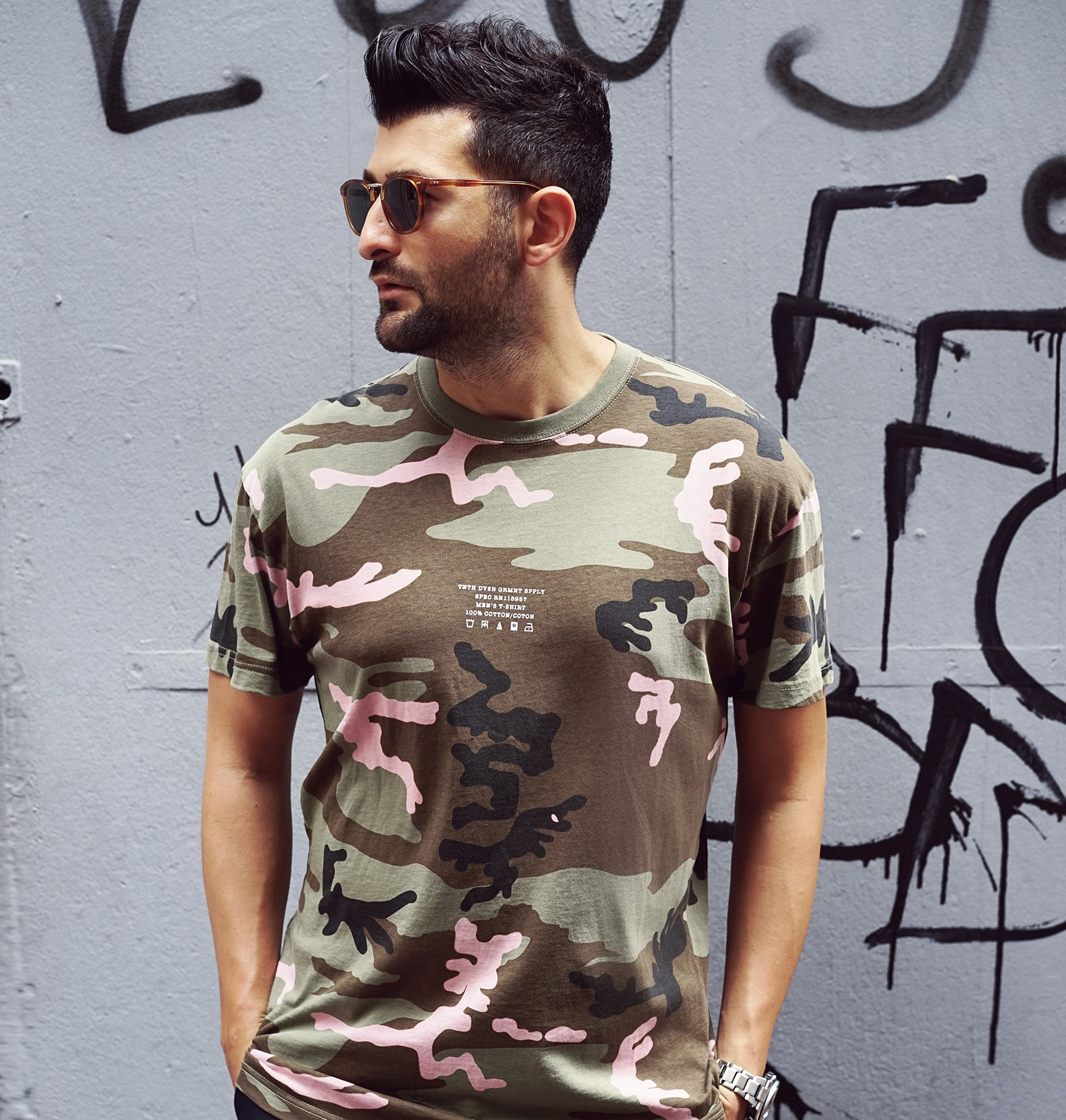 #SHOPPING | Tendance CAMOUFLAGE