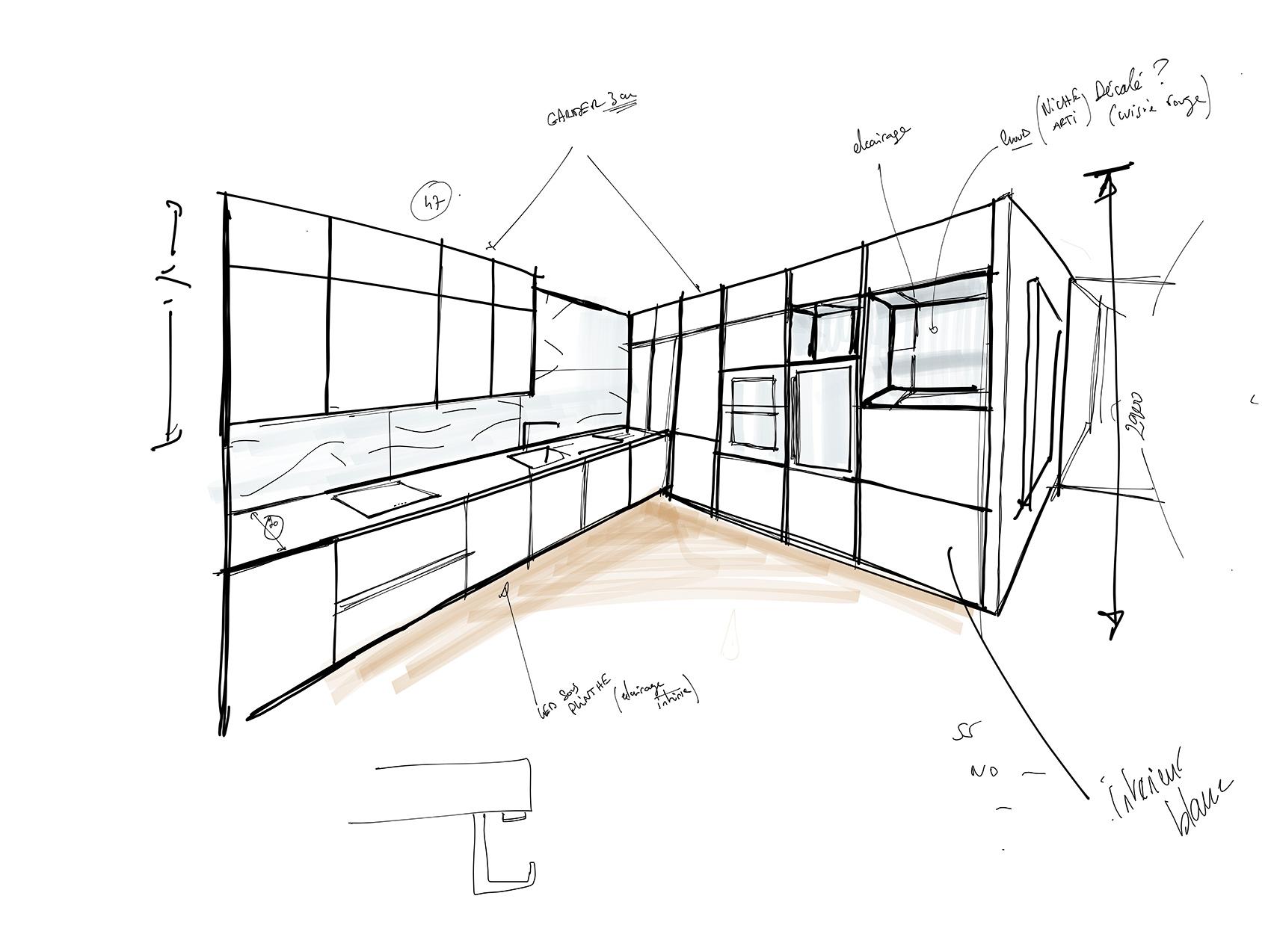 mesure cuisine. Black Bedroom Furniture Sets. Home Design Ideas