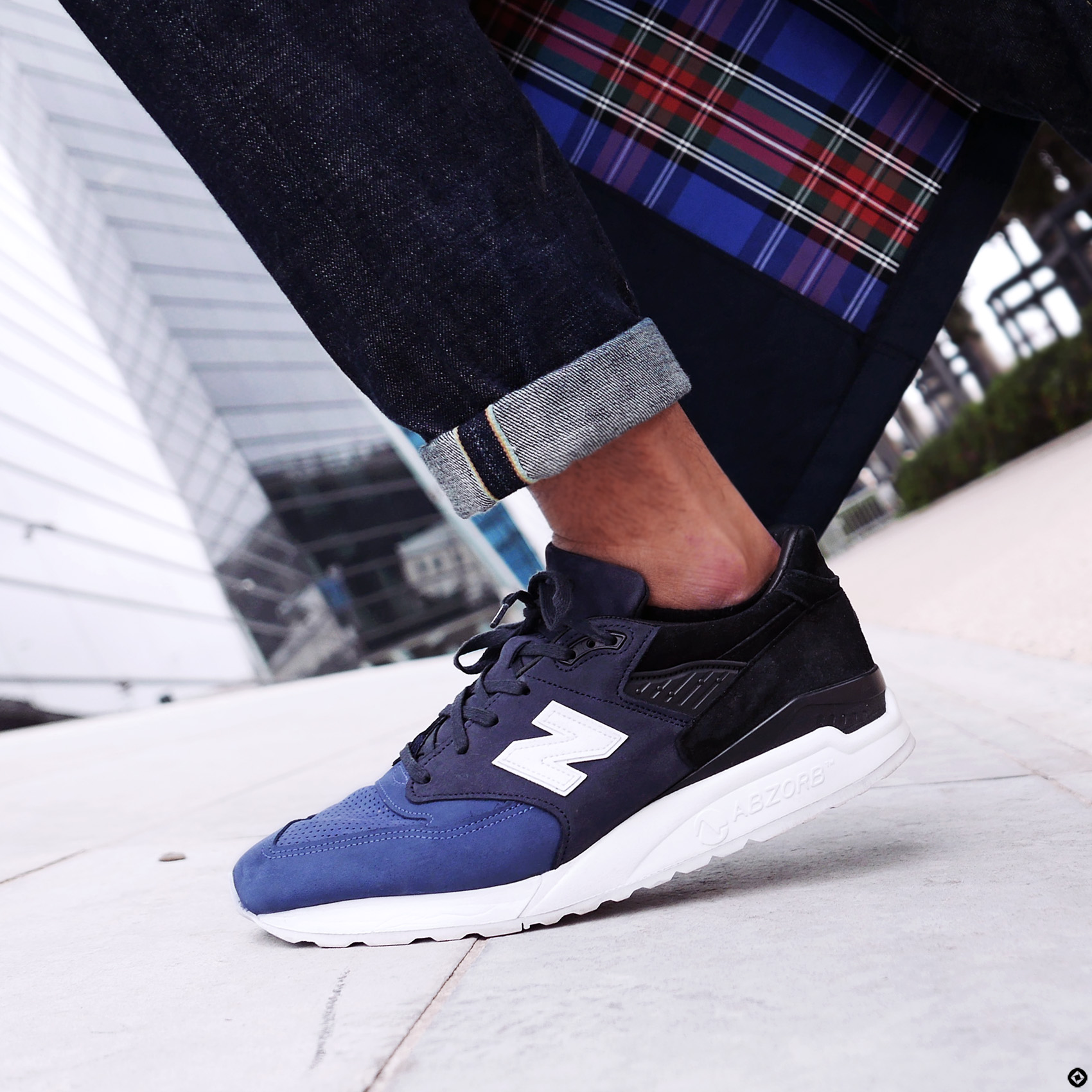 Le Trench UNIQLO x J.W. ANDERSON et new balance kith
