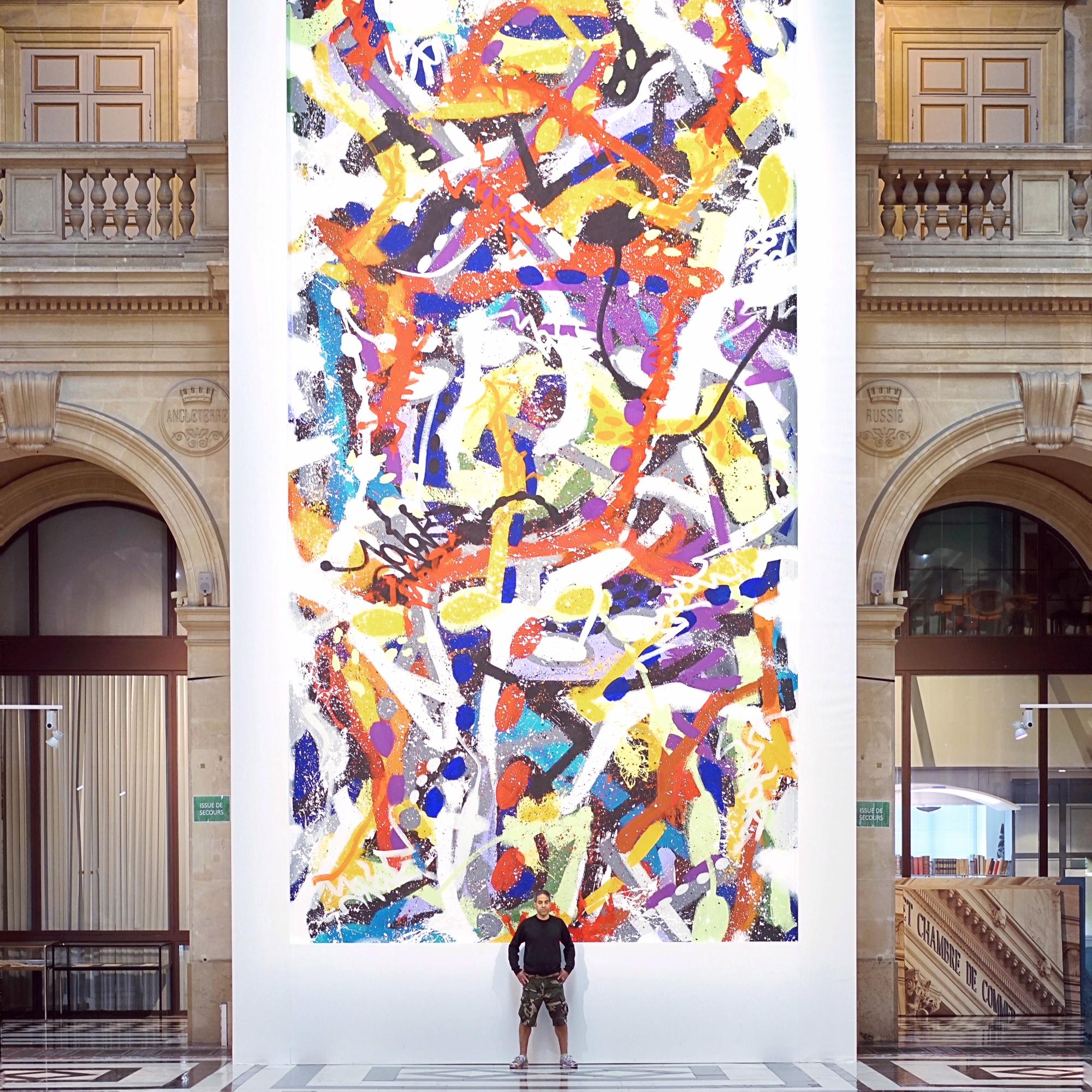 JonOne | ABSTRACTED LOVE (Marseille)