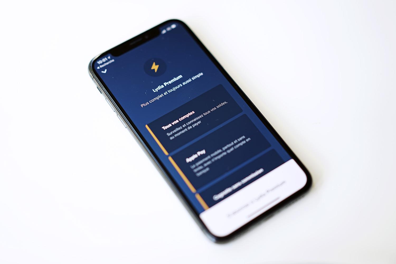 LYDIA PREMIUM - comment payer avec son mobile