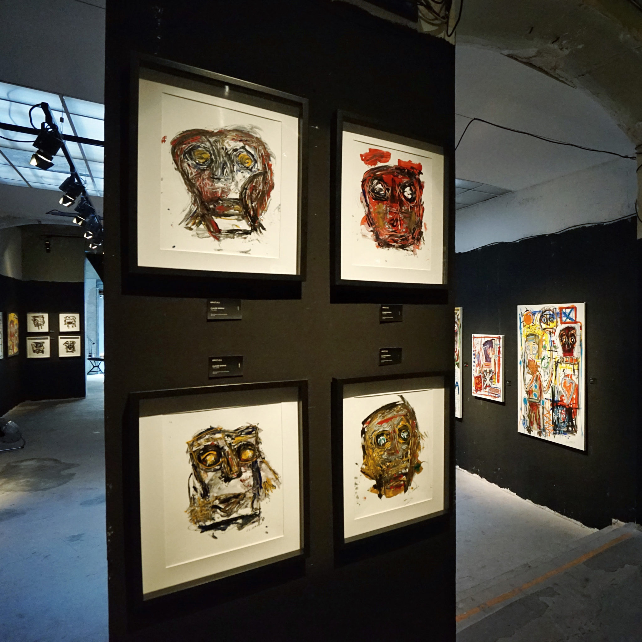 BRUT'ALL - L'ART À L'ÉTAT BRUT | Exposition Art Marseille
