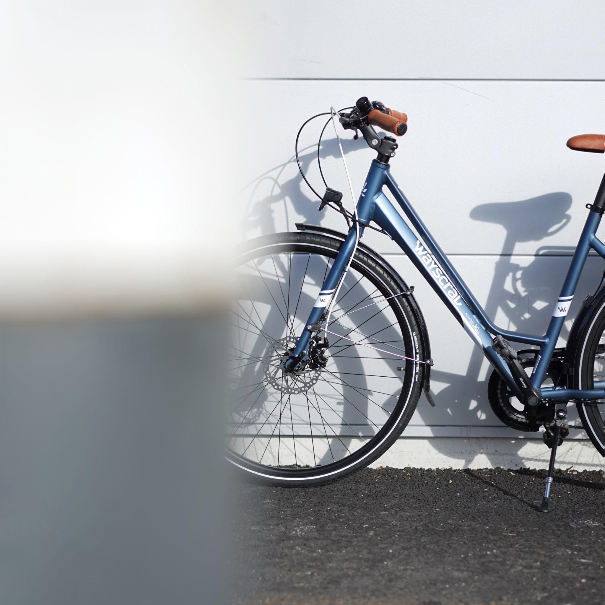 Marseille en vélo électrique E-drive Wayscral x Michelin pour Norauto