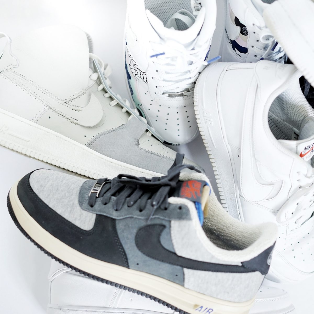 AIR FORCE 1 BLOG SNEAKERS