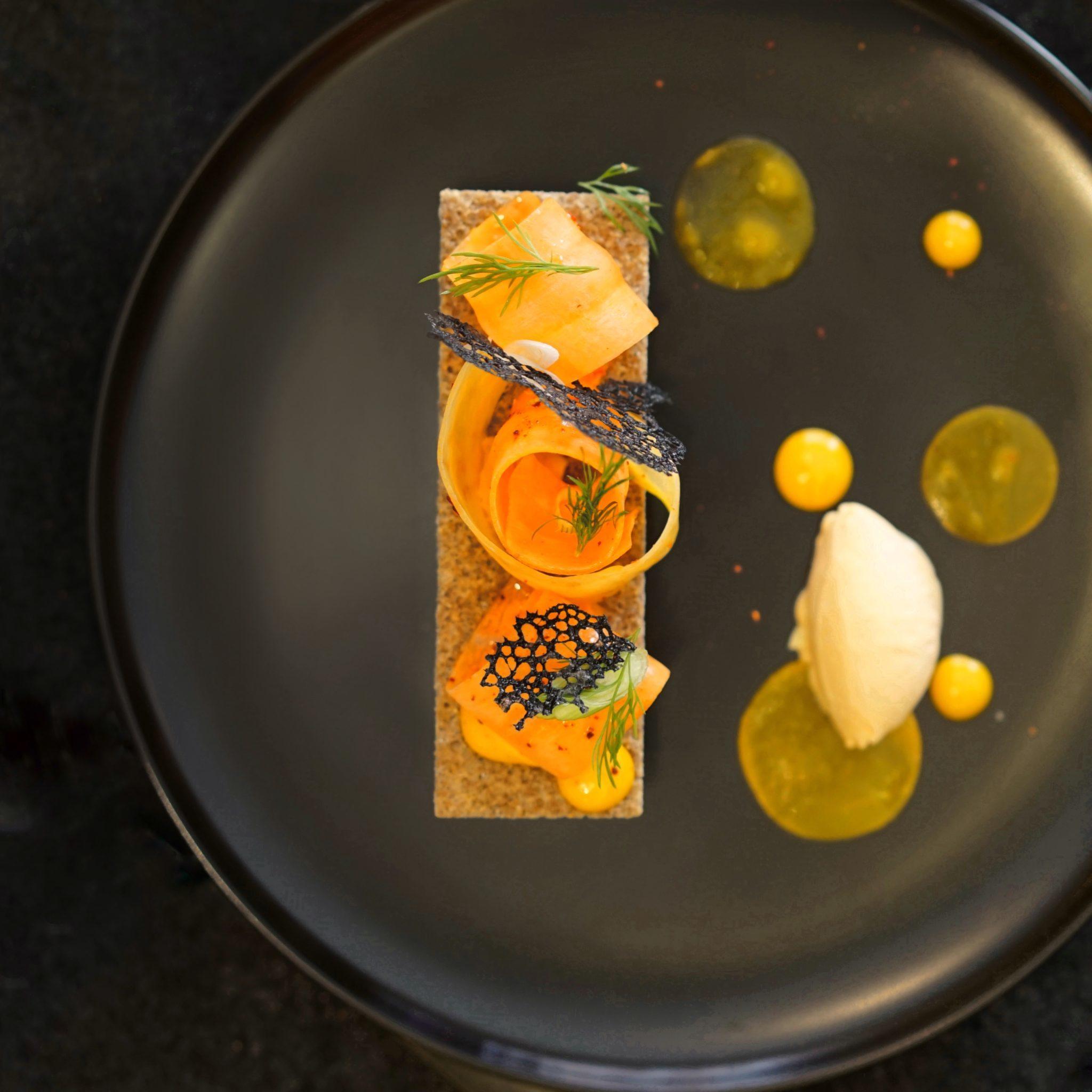 Restaurant SIGNATURE par Coline FAULQUIER