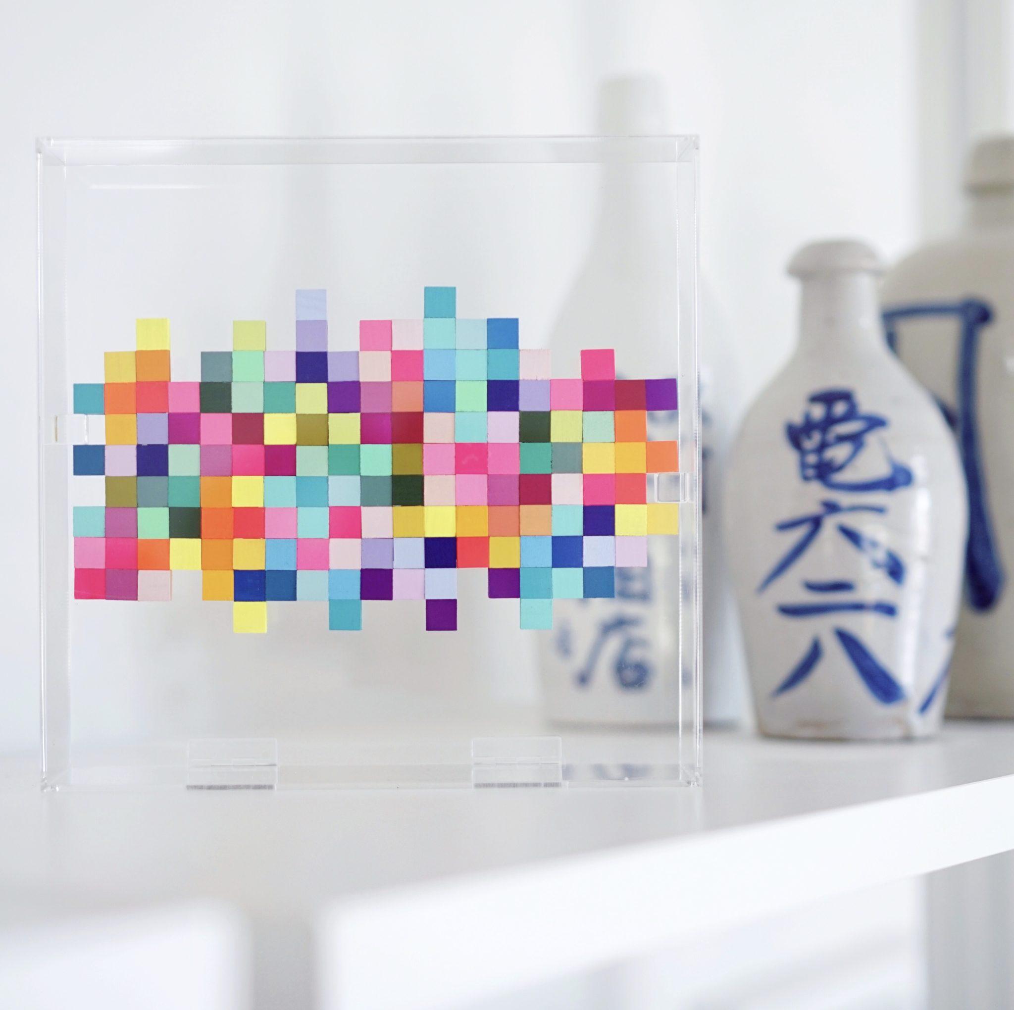 PIXEL 150 | Makers Space x Gallery Jo Yana