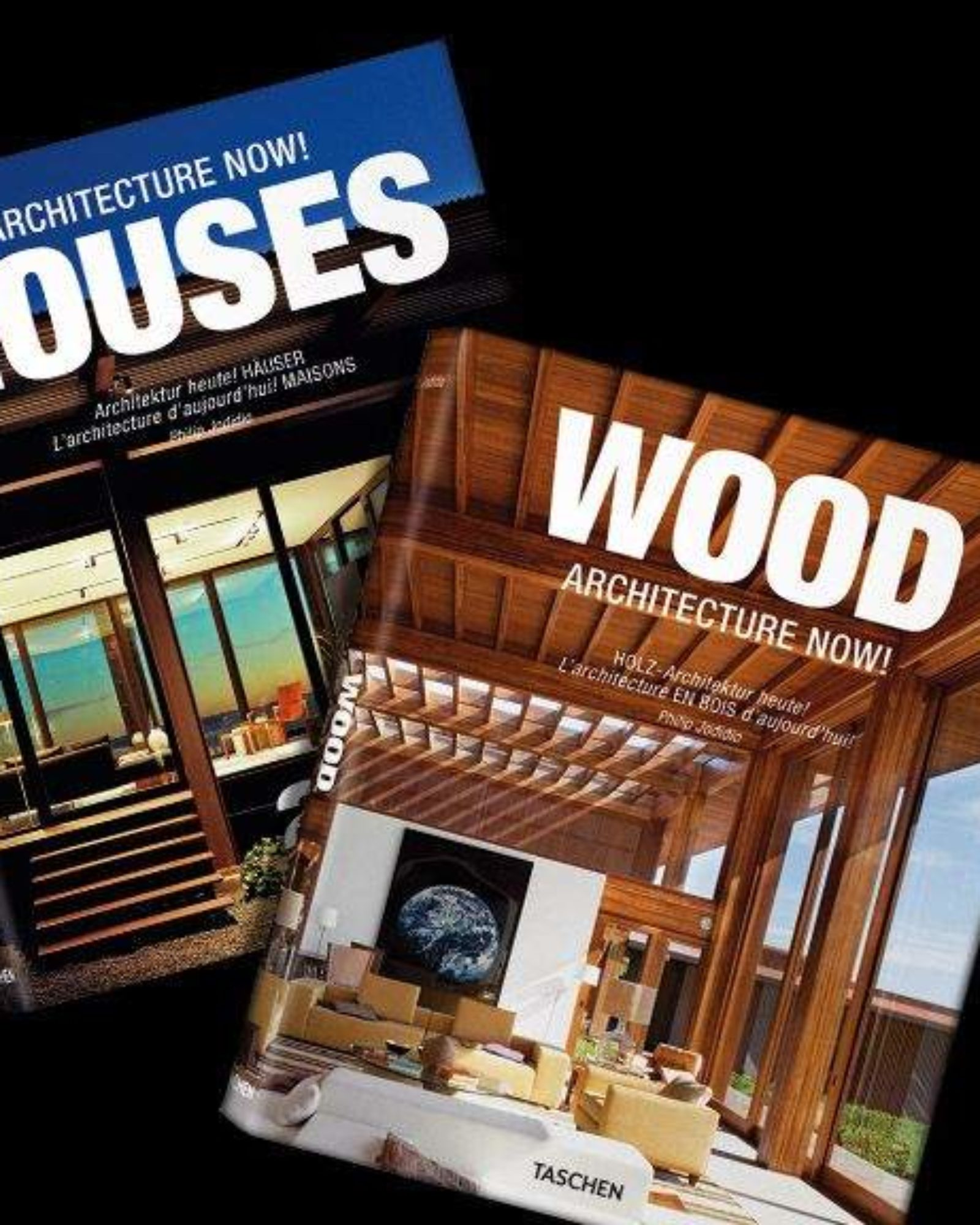ARCHITECTURE NOW! - WOOD & HOUSES VOL.2