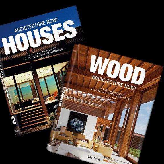 ARCHITECTURE NOW! – WOOD & HOUSES VOL.2