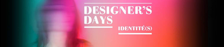 DESIGNER'S DAYS 2012 – IDENTITÉ(S)