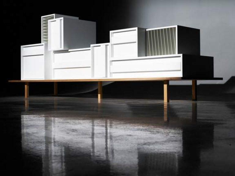 CONTAINER Sideboard par Alain GILLES CASAMANIA