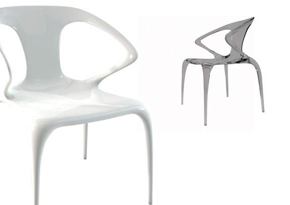 Preview Chaise AVA par Roche Bobois - JO YANA