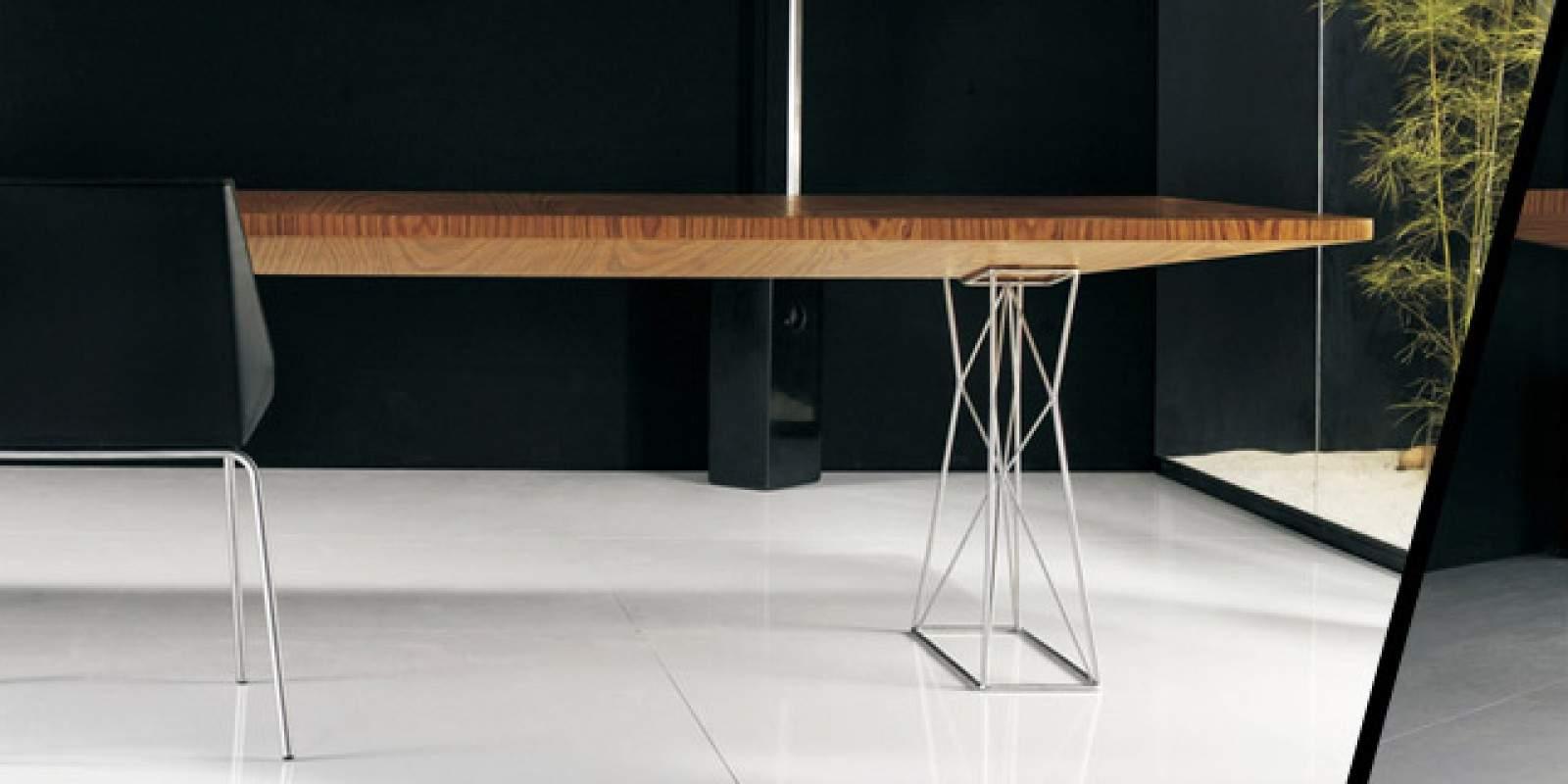 Table Design Curzon Par Modloft Jo Yana
