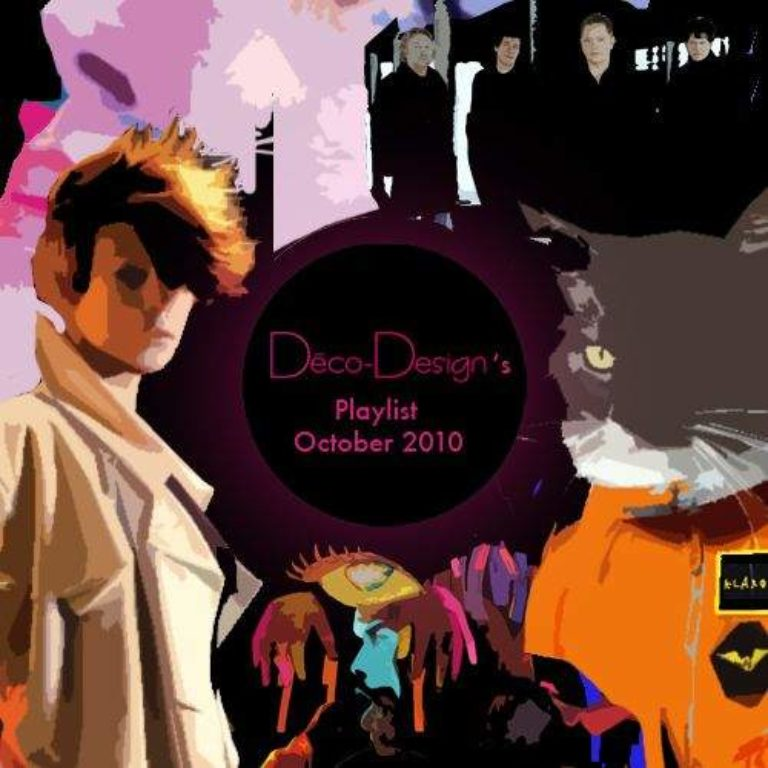 PLAYLIST DECO-DESIGN : OCTOBRE 2010