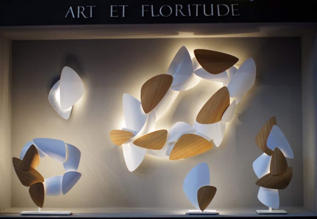 Luminaires GALETS par Guillaume ARNOUX ART ET FLORITURE