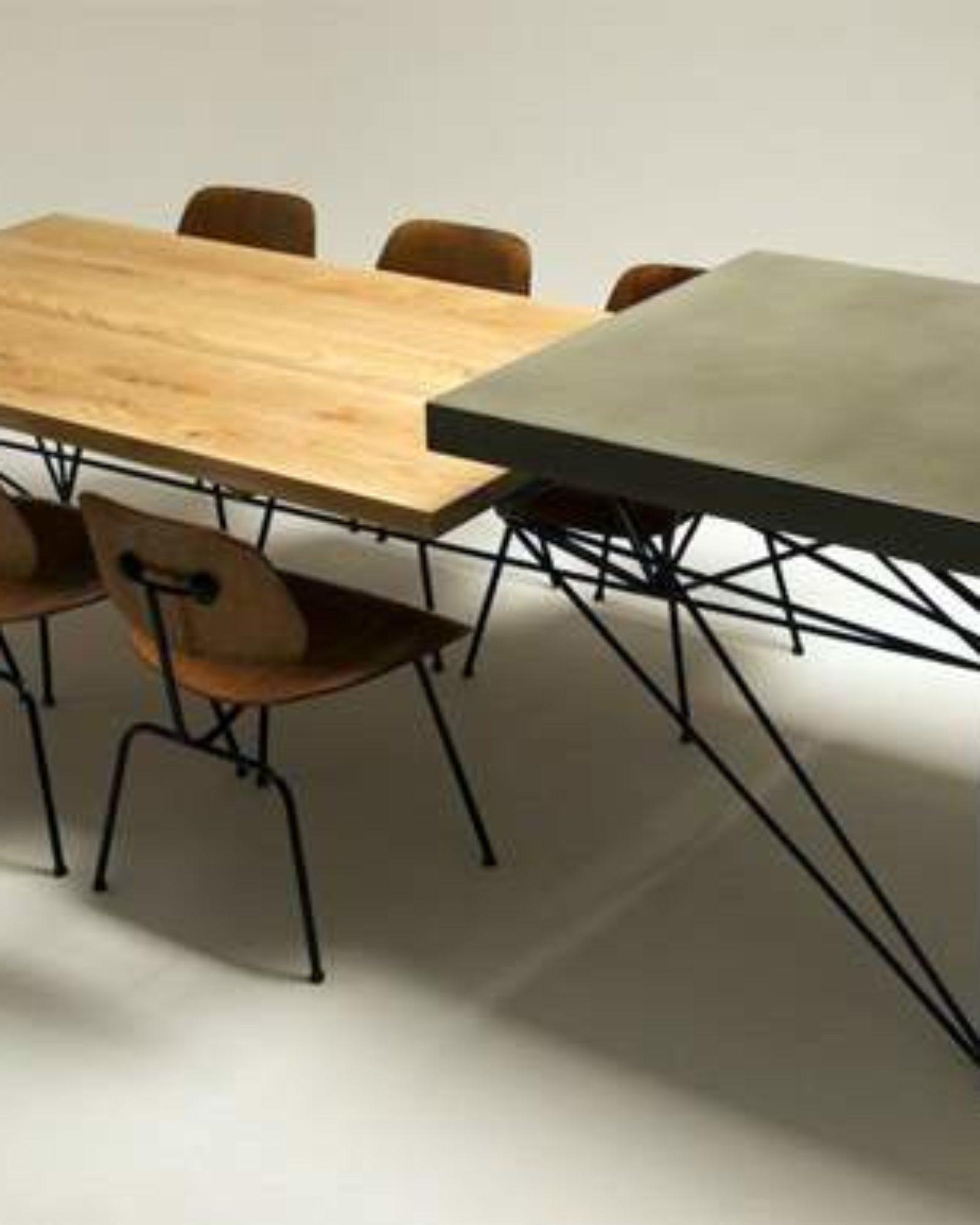 Table HG par Gore Design Co.
