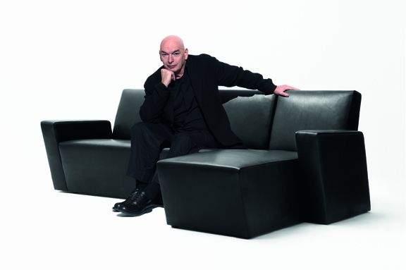 sofa canapé fauteuil VIENNA par Jean NOUVEL pour Wittmann