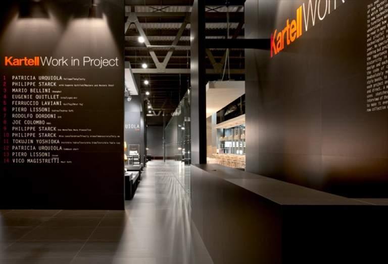 KARTELL à la Milan Design Week 2012