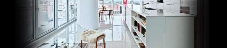 Mondrian Redeveloper Apartment par Dimitar Mehandjiev