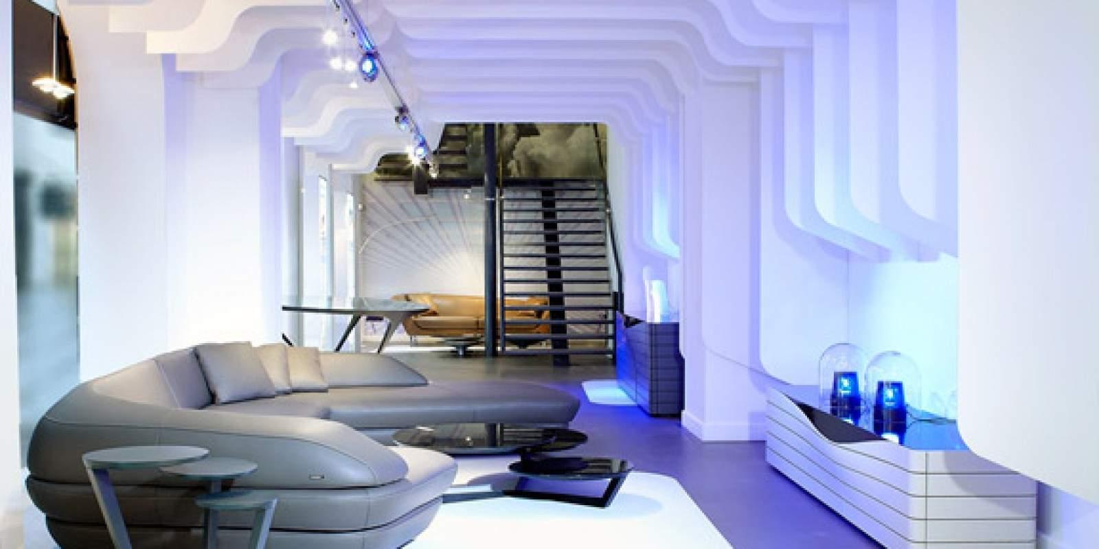 collection roche bobois x ora to jo yana. Black Bedroom Furniture Sets. Home Design Ideas