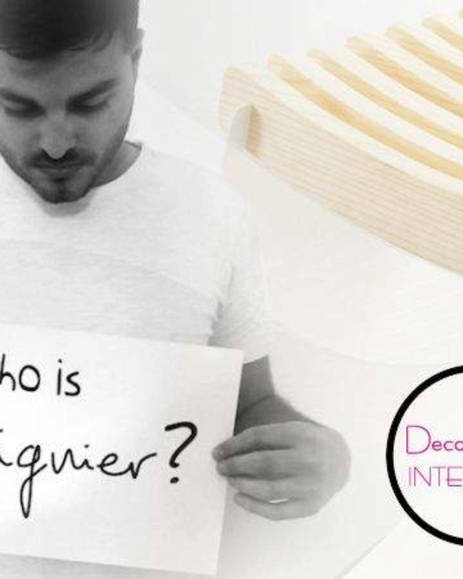 Deco-Design interviewe Alexandre REIGNIER TABOURET HENRI