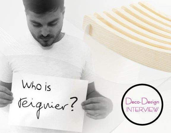 Deco-Design interviewe Alexandre REIGNIER