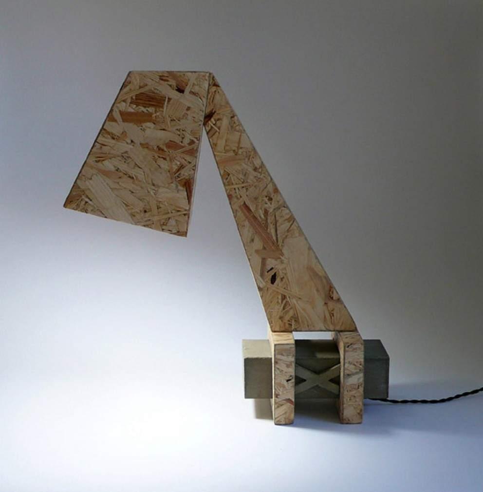 Lampe REPLAY par Victor VETTERLEIN