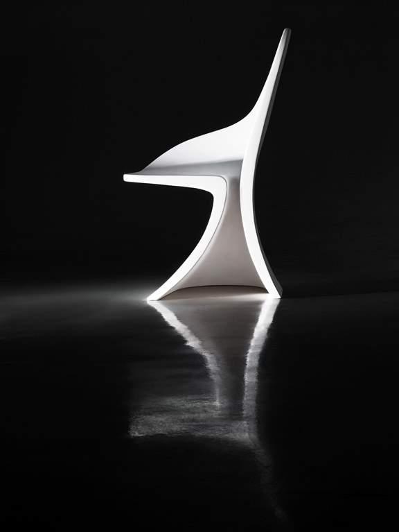 Chaise STRIP par CASAMANIA x Fabio NOVEMBRE