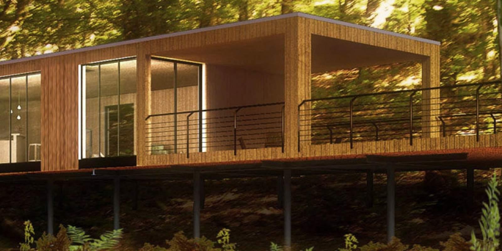 cabanes de salagnac par apolline terrier jo yana. Black Bedroom Furniture Sets. Home Design Ideas