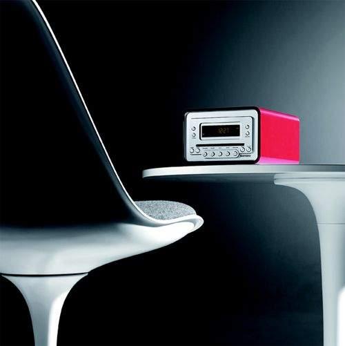 [High-Tech] Radio-Reveil Cubo by Sonoro Audio Cubo-