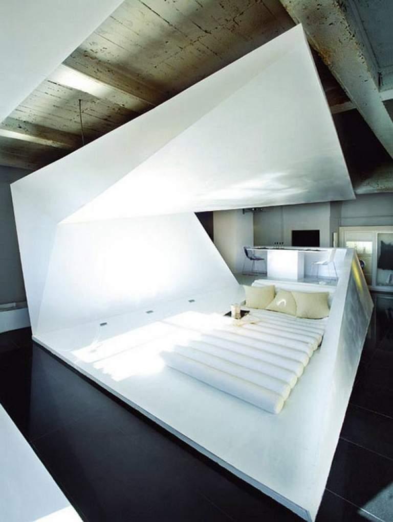 Appartement FOLDED CRIB par le G&R Studio