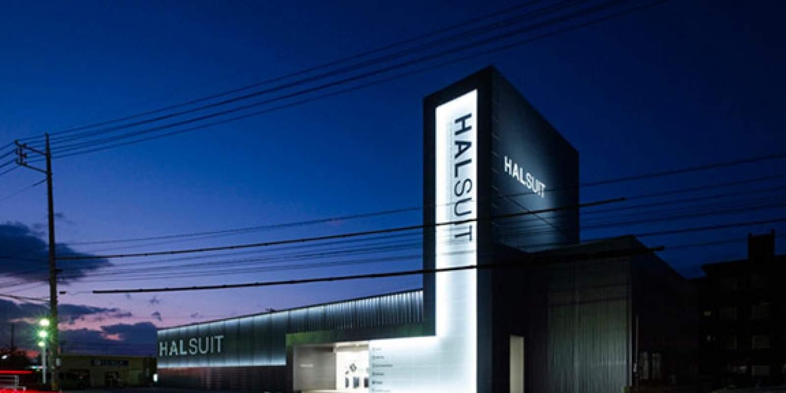 HALSUIT design concept par NENDO