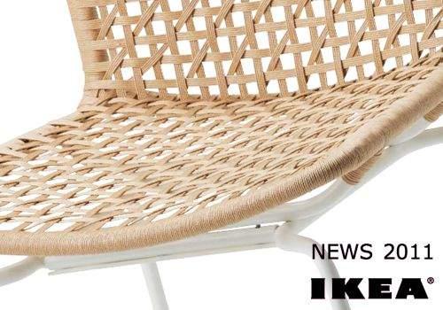 IKEA - Nouveautés 2011