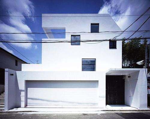 KRE House by Takuya TSUCHIDA (Tokyo, JAPON)