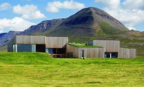 Une Maison Passive en Islande