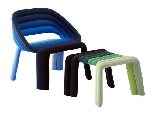 Nouveautés CASAMANIA 2009 par WIS Design & Luca NICHETTO